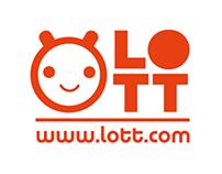 Lott / Brand and illustration project