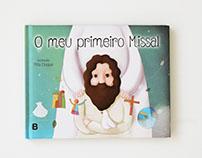 Children's book | O meu primeiro missal · PT