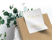 Giftboxes Logo and LabelDesign