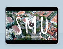 A Tour of SMU's City Campus 2020