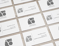 Consultancy, brochure and business card