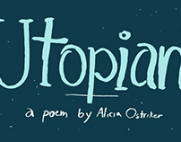 Utopian - Poem by Alicia Ostriker