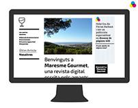 Website | Maresme Gourmet