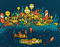 Holidays On Fruit Jelly Island