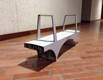 CB_Taller Técnico 1_Puente en cartón_201320