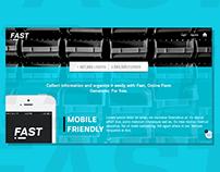 Fast, Logo & Web Design