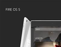 Amazon Fire OS 5