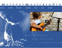 metzgermusicstudio.com