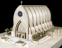 Ave Maria Oratory Model