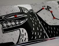 * Workshop Illustration - Le Petit Chaperon Rouge *