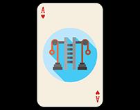 155: 2018 Series 1 - Poker Card Heart Suit
