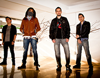Grupo de Rock - Manzana Green