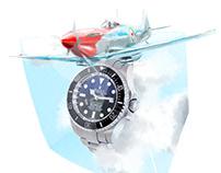 Spitfire Rolex