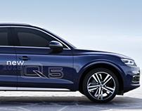 2018 Audi Q5 decals