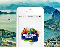 Booking Brazil - iPhone App