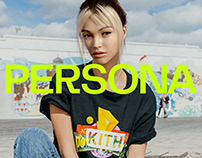 Persona Human CGI Digital Magazine