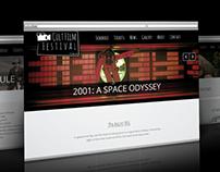 Cult Film Festival Website