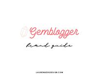 GemBlogger Brand Guide