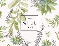 The Mill Café - Branding