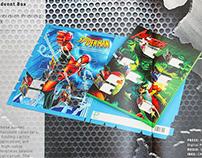 "B2 Catalog ""HP Digitally Printed World"""