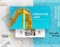 Creative-Art – Creative Business Presentation Template