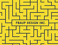 FBAUP DESIGN INC. 2016/2017
