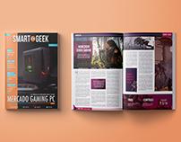 Concepto Revista / Magazine concept /