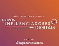 Prêmio Educação nas Redes: Novos Influenciadores