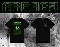 AREA 69 – Limited Edition T-shirt