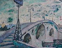 Flour bridge. 2015