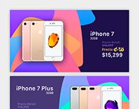Facebook Ads - iPhone 7