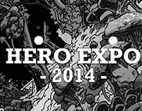 Hero Expo // Skate-Deck (2014)