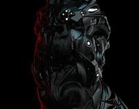 Dark Mandalorian Merc