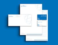 Predeevo accounting solutions - stationery design