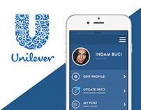 Unilever Update Apps