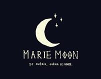 Mario Moon - Carte de visite