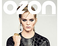 Ozon International Magazine Covers