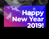 Happy New Year 2019!