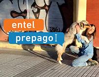 Entel Prepago - Redes Sociales