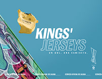 Budweiser / Kings´ Jersey