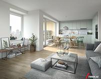 Malmö Living by Veidekke