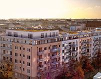 Rooftop Apartement