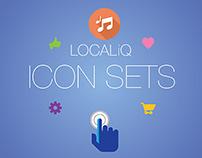 LOCALiQ icon sets
