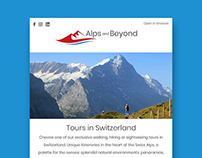 Alps and Beyond - newsletter