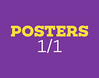 Posters made in 2014