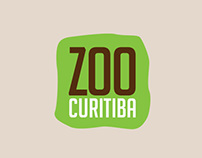 Zoo Curitiba - Wayfinding Signage and Logo