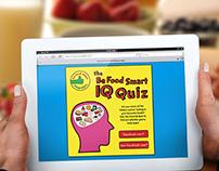 Food Smart Quiz–Change4Life