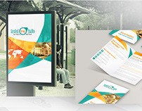 Halal Trip - Print Design