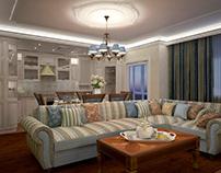 Сlassic apartments in Irpen