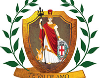 Coat of Arms - Heraldry Crest on Commission